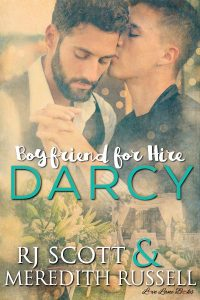 Darcy Boyfriend for hire meredith russell mm romance author