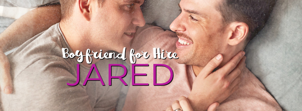 Jared Out Now Meredith Russell RJ Scott MM Romance